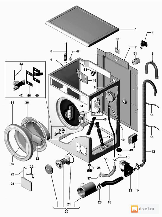 Стиральная машина автомат ремонт своими руками ардо