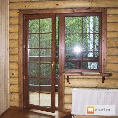 окна пвх и входные двери для частного дома посмотреть