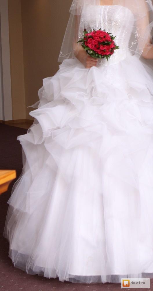 Свадебные платья в екатеринбурге цены с