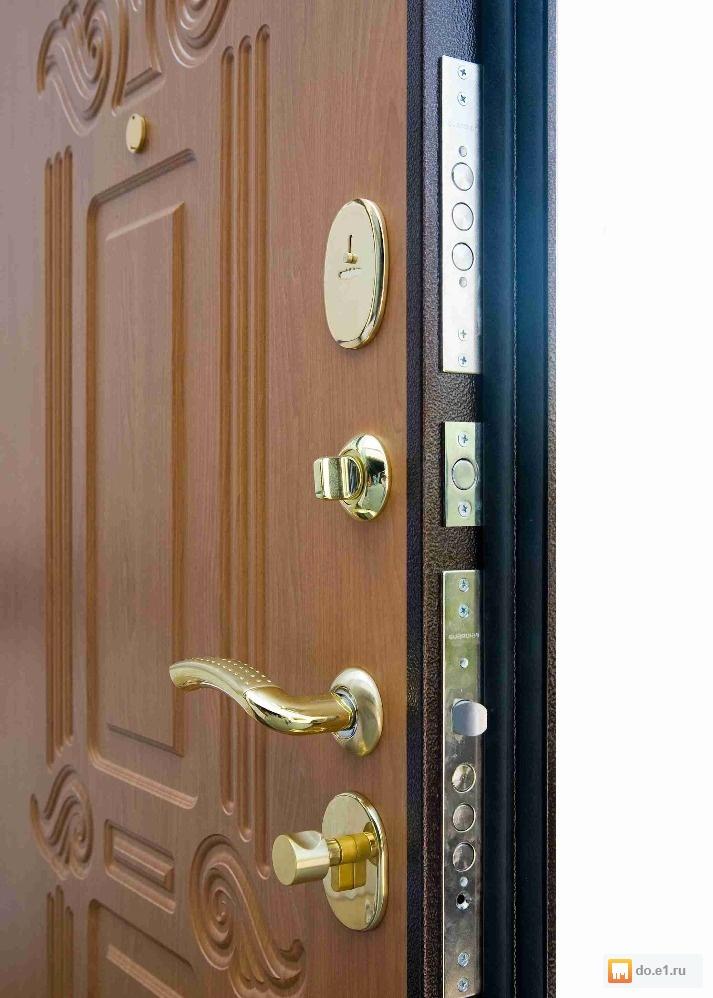 двери входные сейфы