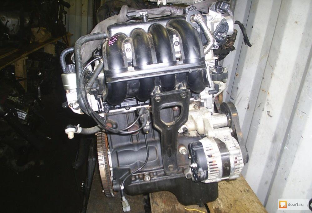chevrolet aveo т250 двигатель 1,6