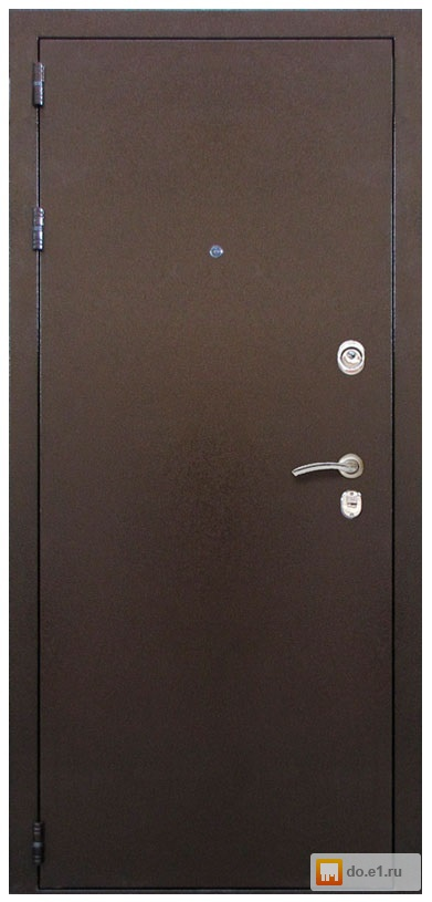 входные двери с улучшенной тепло и звукоизоляцией