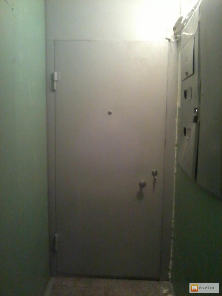 железные двери недорого в подъезд