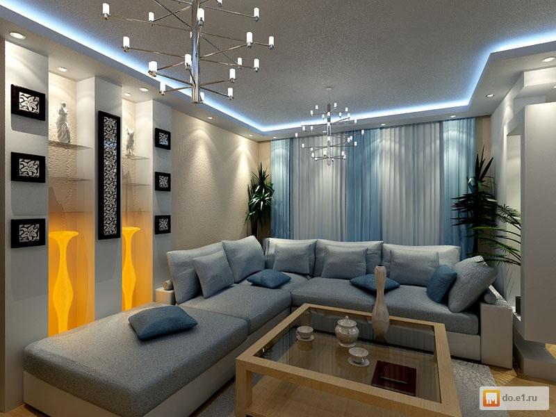 Красивые дизайнов квартир
