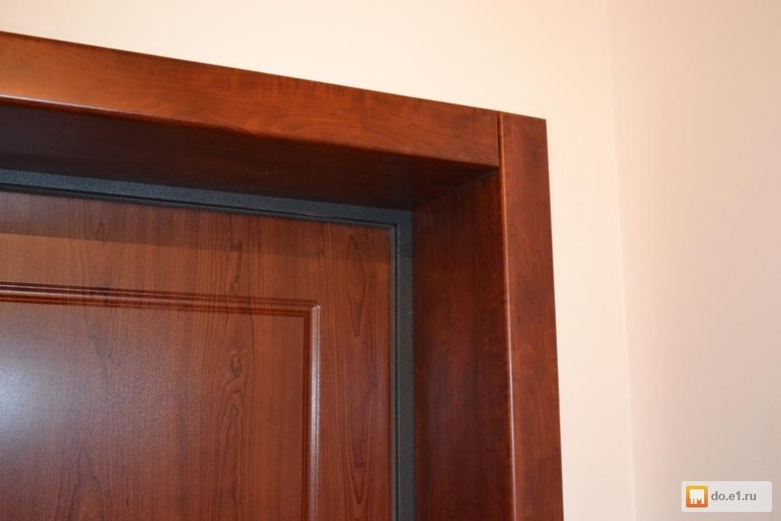 облицовка входной двери изнутри мдф