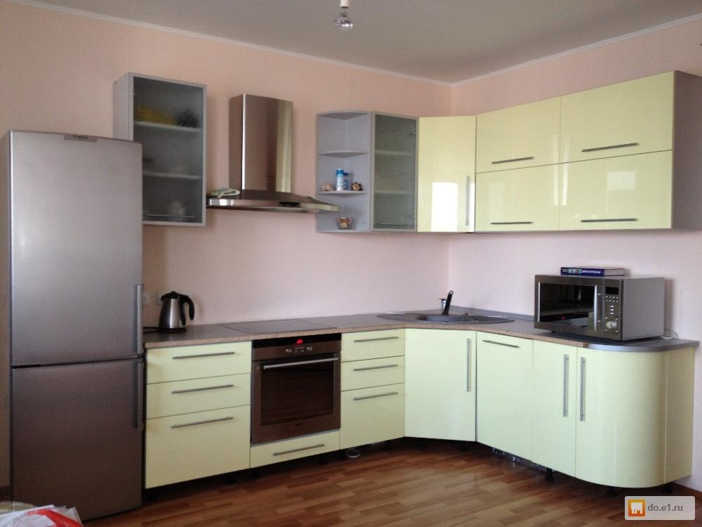 Дизайн интерьера кухни 8 квм - фото