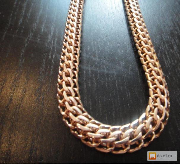 Плетение цепей кобра