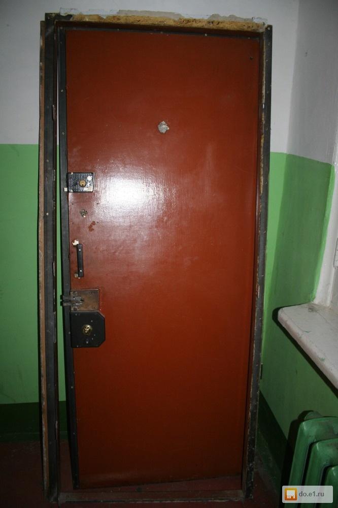 железные двери для хрущевки