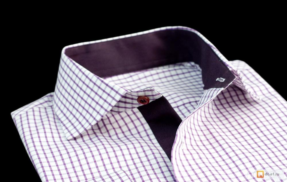 Сшить мужские рубашки на заказ ателье 58