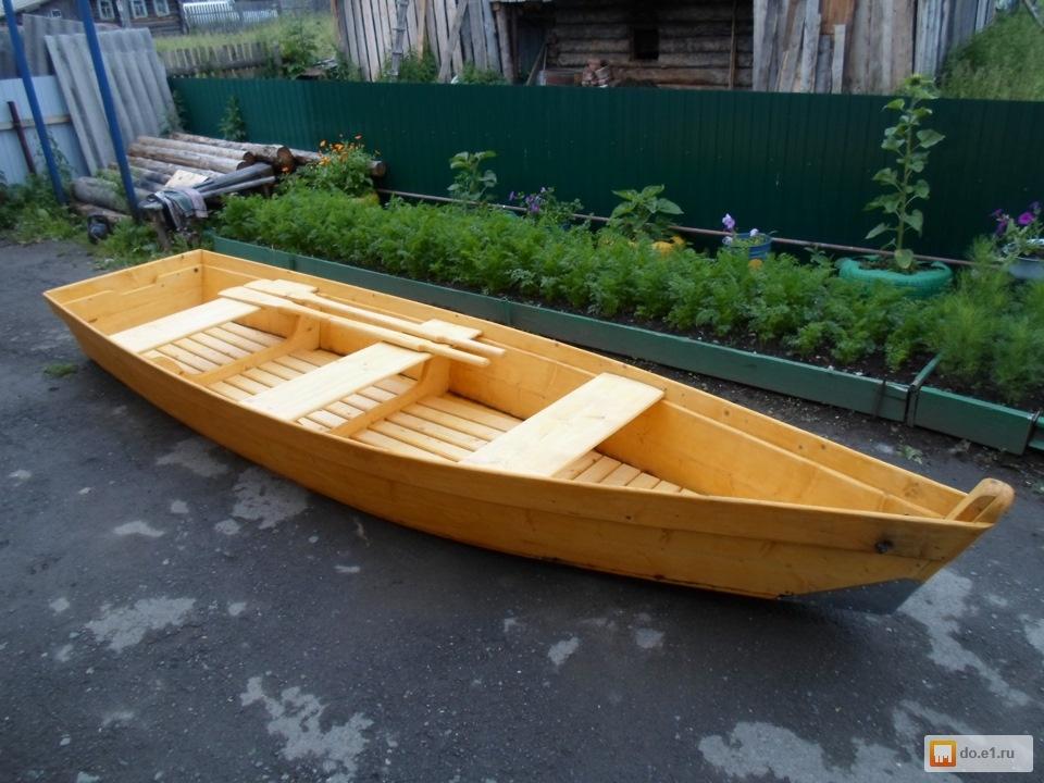 деревянная лодка своими руками в домашних
