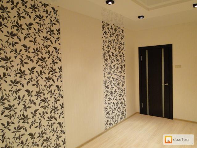 Варианты дизайна стен