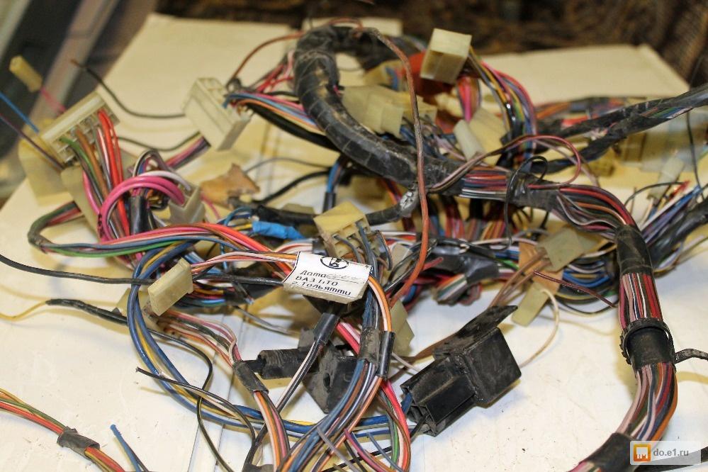 Фото №22 - проводка форсунок ВАЗ 2110