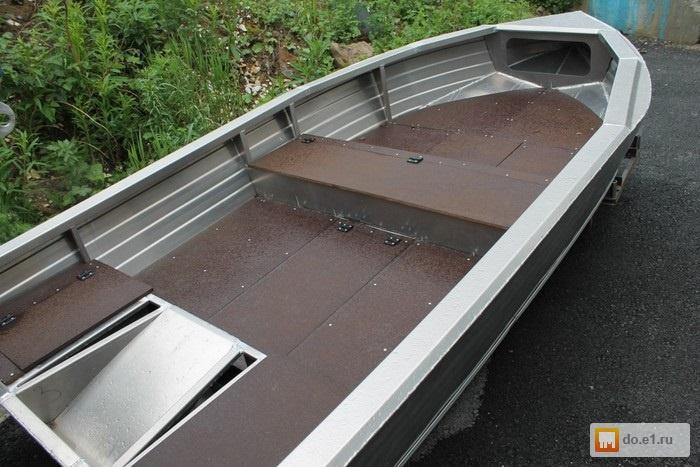 алюминевые лодки 360