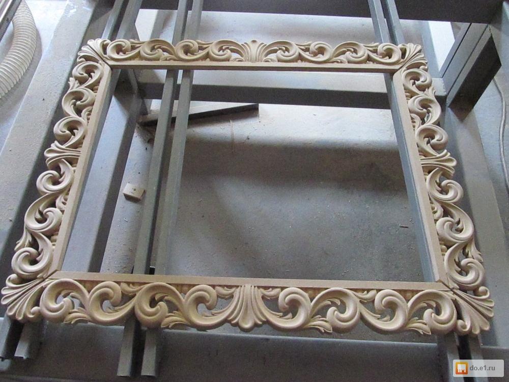Рамки для зеркал фото