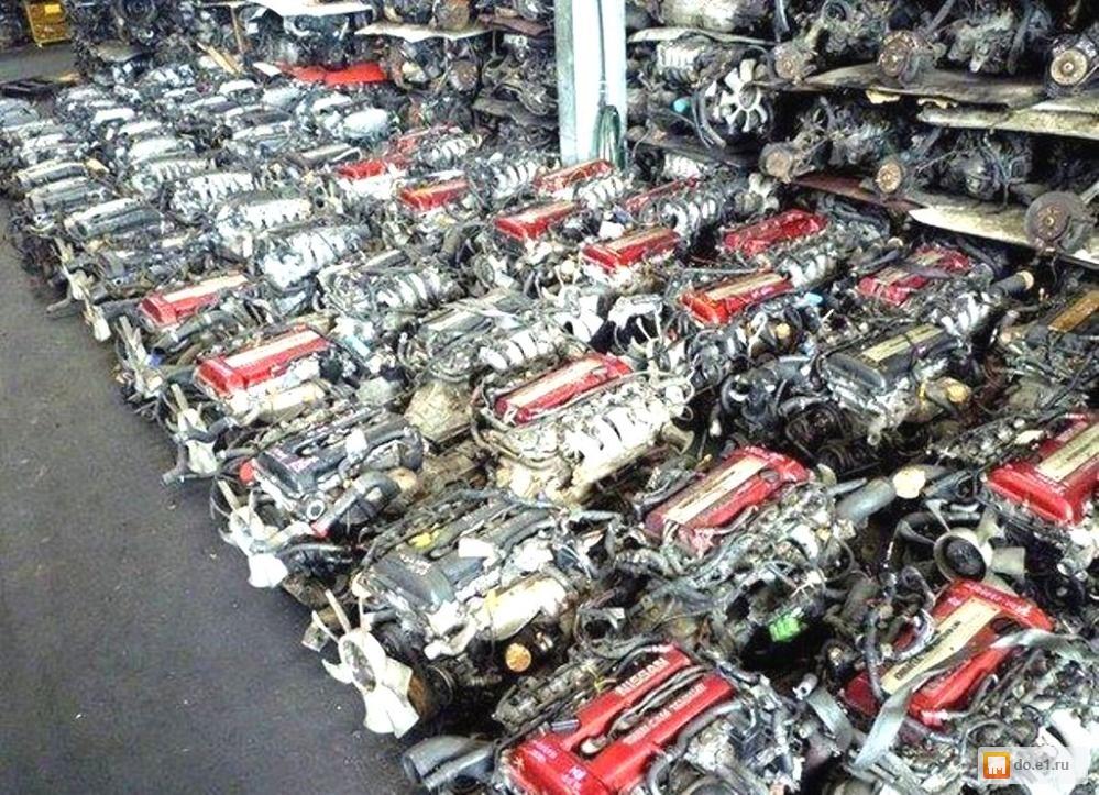 контрактные двигатели nissan