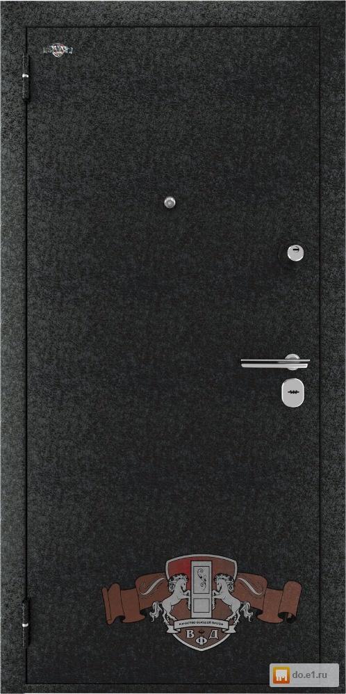 металлическая дверь стандарт плюс черный крокодил
