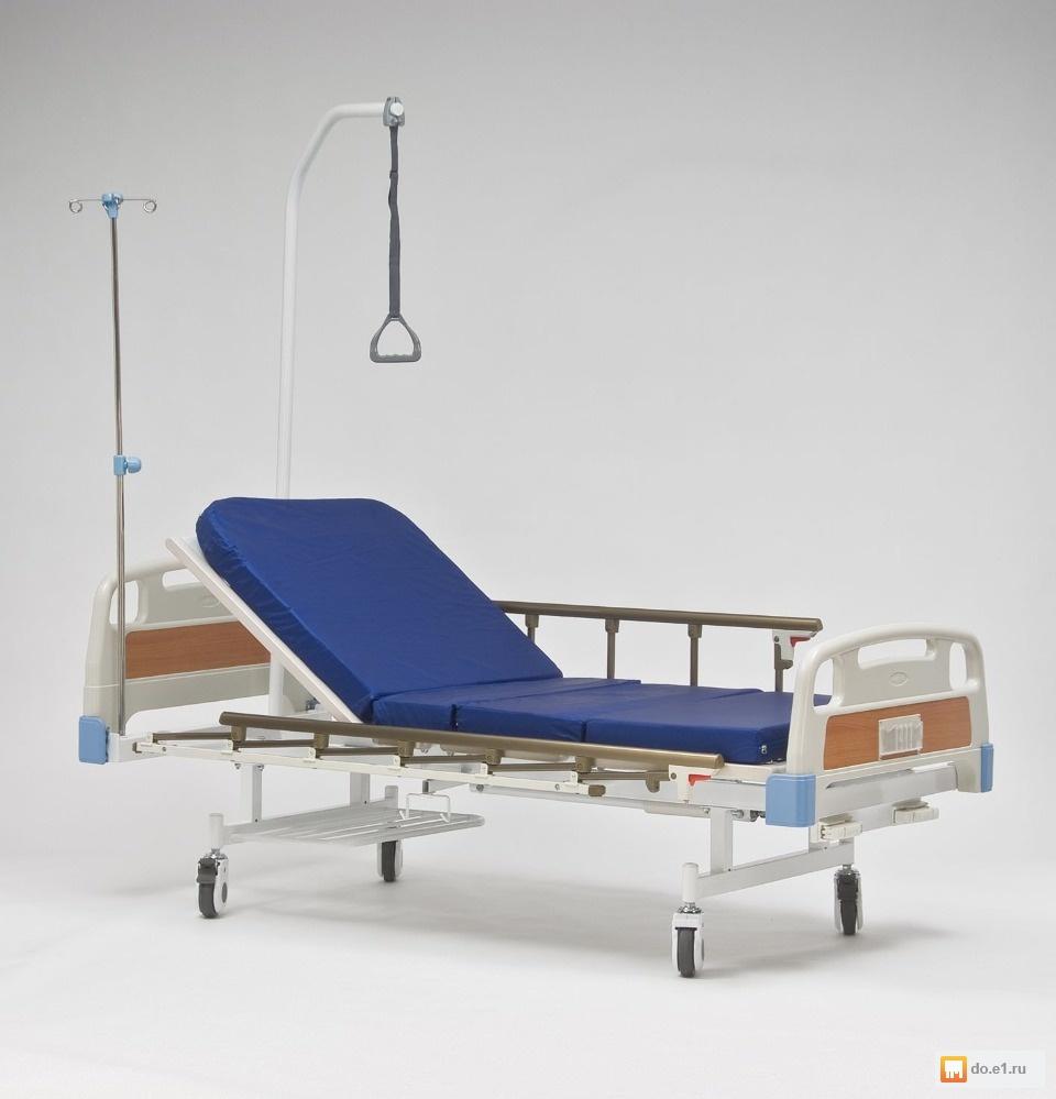Медицинская кровать для лежачих больных  б/у екатеринбург