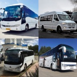 Заказ автобуса от 18 до 60 мест  на все случаи жизни!, Екатеринбург