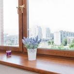 Окна ПВХ ламинированные в Екатеринбурге, Екатеринбург