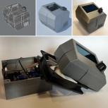 Разработка 3Д моделей и печать на FDM 3D принтере, Екатеринбург