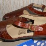 Туфли женские, натуральная кожа, Екатеринбург