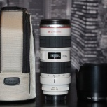 Canon EF 70-200mm f/2.8L IS USM, Екатеринбург