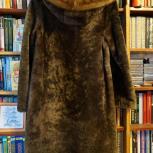 Продам мутоновую шубу с капюшоном, Екатеринбург
