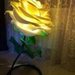Продаю светильник роза, Екатеринбург