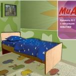 Кровать К1 с матрацем (Миди), Екатеринбург