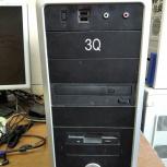 Продам ПК б/у Core2 6420 2.13 s775 / 2Gb ОЗУ / 80 Gb HDD, Екатеринбург