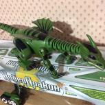 Интерактивный дракон, Екатеринбург
