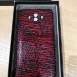 Чехол для Huawei mate 10 - натур. кожа, Екатеринбург
