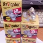 Лампа Navigator GU5.3 35Вт и 50ВТ 2700K, Екатеринбург