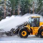 Чистка снега Экскаватор-погрузчик JCB 4 CX, Екатеринбург