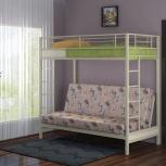 Диван-кровать двуъярусный Мадлен (Ун), Екатеринбург