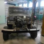 Переоборудование (установка, замена) УАЗ, Газель на дизель, Екатеринбург
