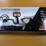Металлоискатель Minelab X-Terra 305, Екатеринбург
