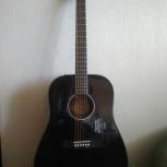Продам акустическую гитару Fender CD60BK, Екатеринбург