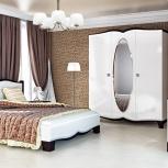 Спальня модульная Тиффани (Нем), Екатеринбург