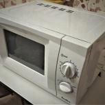 Микроволновая печь. Почти новая. Доставить могу, Екатеринбург