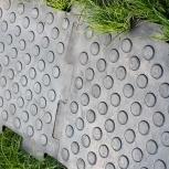 Вулканизированная резиновая плитка для пола и тротуара, Екатеринбург