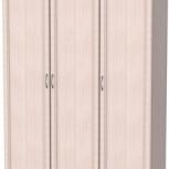 Шкаф для белья 3-х дверный  Арт. 106 (Гарун), Екатеринбург