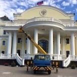 Автовышка 12, 15, 18, 22, 25, 28 метров Вышка Кран, Екатеринбург