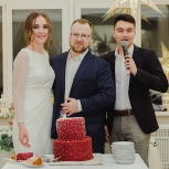 Ведущий и Диджей (DJ) на свадьбу, юбилей, корпоратив, Екатеринбург