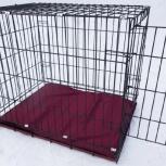 Клетки для собак + лежанка, Екатеринбург