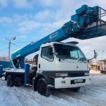 Аренда Автовышки 28м, Екатеринбург