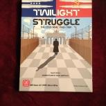 Twilight struggle Настольная игра Сумеречная Борьба, Екатеринбург