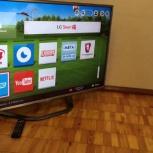 Телевизор 3D 107см Smart LG с wifi FullHD DVB-T2, Екатеринбург