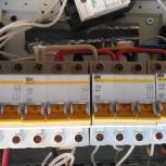 Автоматический выключатель  IEK BA47-29 3P  класс C, Екатеринбург