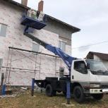 Услуги автовышки 13-28 метров (телескоп), Екатеринбург